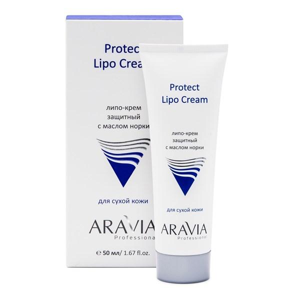 ARAVIA ProfessionalЛипо-крем защитный с маслом норки Protect Lipo Cream, 50 мл/15 - фото 7822