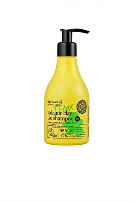 "NATURA SIBERICA / Hair Evolution / Шампунь для волос "" D-TOX.Super детокс"", 250 мл - фото 8025"