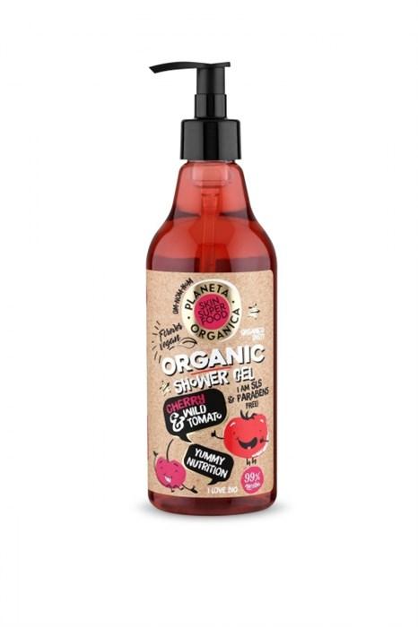 Planeta Organica / Skin Super Food / Гель для душа «Yummy nutrition», 500 мл - фото 8036