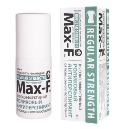 Антиперспирант Max-F NoSweat 15% Regular Strength - фото 8290