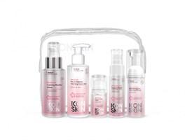 ICON SKIN Набор средств для ухода за сухой и нормальной чувствительной кожей Re:Biom № 1, 5 средств