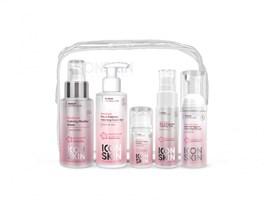 ICON SKIN Набор средств для ухода за комбинированной и нормальной чувствительной кожей Re:Biom № 2, 5 средств