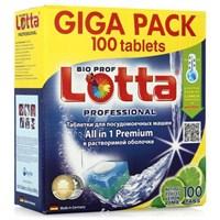 "Таблетки для ПММ ""LOTTA"" Allin1 GIGA PACK растворимая 100 штук"