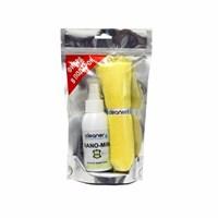 icleaner набор Nano-Milk mini 100ml + фибра (для ухода за изделиями из кожи)