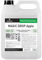 MAGIC DROP Apple, 5 л, средство для мытья посуды