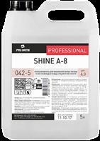 SHINE A-8, 5 л, ополаскиватель для ПММ