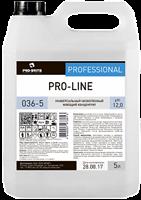 PRO-LINE, 5 л, универсальный низкопенный моющий концентрат