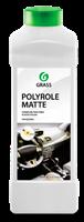 """Полироль-очиститель пластика матовый """"Polyrole Matte vanilla""""  1 л"""