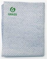 Салфетка замша перфорированная 40*50 см (без упаковки)