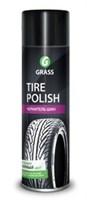 "GRASS Чернитель шин ""Tire Polish"" (аэрозоль 650 мл)"