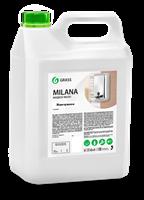GRASS Жидкое крем-мыло Milana жемчужное 5 кг