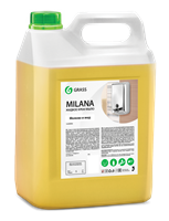 GRASS Жидкое крем-мыло Milana молоко и мед 5 кг