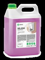 GRASS Жидкое крем-мыло Milana черника в йогурте 5 кг