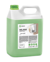 GRASS Жидкое крем-мыло Milana алоэ вера 5 кг
