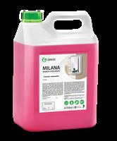 GRASS Жидкое крем-мыло Milana спелая черешня 5 кг