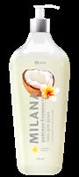 GRASS Milana гель для душа с маслом кокоса 750мл