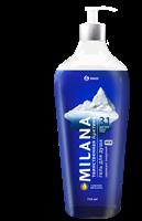 GRASS Milana MEN гель для душа Таинственная арктика с маслом эвкалипта 750мл