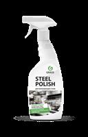 GRASS Очиститель для нержавеющей стали Steel Polish 600 мл