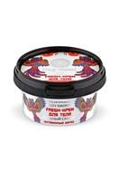 NS / Crazy animals / Fresh-крем для тела витаминный заряд «ягодный смузи», 180 мл