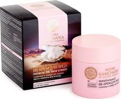 NS / Natura Kamchatka / BB-крем минеральный  для лица «сияние и энергия кожи», 50 мл