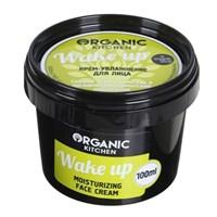 """Organic shop / Крем-увлажнение д/лица.""""Wake up""""100мл"""
