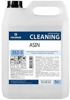 ASIN 5 л, средство для деликатной чистки сантехники