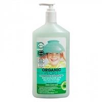 Organic People / Уборка / Бальзам-био для мытья посуды Green clean aloe 500 мл