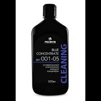 Blue Concentrate, 0,5 л, низкопенный концентрат