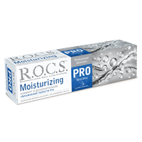 """Зубная паста """"R.O.C.S. PRO Moisturizing. Увлажняющая"""", 135 гр"""