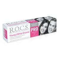 "Зубная паста ""R.O.C.S. PRO Young & White Enamel"", 135 гр"