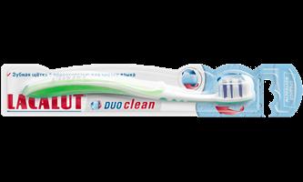 LACALUT Duo clean зубная щетка