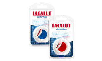 LACALUT dental зубная нить
