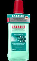 Lacalut анти-кариес антибактериальный ополаскиватель для полости рта, 500 мл