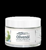 МС Olivenöl Vitalfrisch крем для лица ночной против морщин, 50 мл, шт