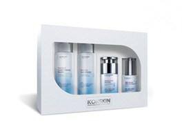 ICON SKIN  / Косметический набор для лечения акне легкой степени, 4 средства. Профессиональный уход для проблемной кожи.