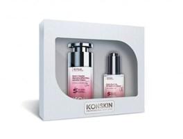 ICON SKIN  / Новинка Косметический набор для ухода за сухой и нормальной кожей, 2 средства