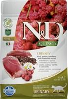 Корм ND Cat GF Quinoa Urinary Duck, 300 g/для взрослых кошек с уткой, для мочеполовой системы, 300 г