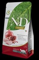 Корм ND Prime Cat Chicken & Pomegranate Adult 1,5kg/ курица  с гранатом для взрослых кошек