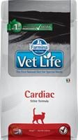 Корм Vet Life Cat Cardiac 2 kg/ при заболеваниях сердца