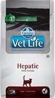 Корм Vet Life Cat Hepatic 400 g/ для кошек при заболеваниях  печени