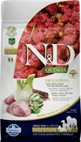 Корм ND DOG GF Quinoa Digestion Lamb, 800 g/для взрослых собак с ягненком, ЖКТ, 800 г
