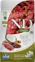 Корм ND DOG GF Quinoa Skin&Coat Duck, 800 g/для взрослых собак с уткой, уход за кожей и шерстью, 800 г