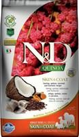 Корм ND DOG GF Quinoa Skin&Coat Herring, 2,5 kg/для взрослых собак с сельдью, уход за кожей и шерстью, 2,5 кг
