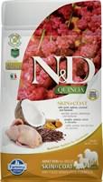 Корм ND DOG GF Quinoa Skin&Coat Quail, 800 g/для взрослых собак с перепелкой, уход за кожей и шерстью, 800 г