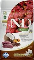 Корм ND DOG GF Quinoa Skin&Coat Venison, 800 g/для взрослых собак с олениной, уход за кожей и шерстью, 800 г